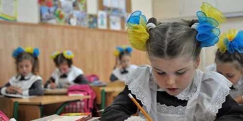 В Украине школьники будут учиться 12 лет