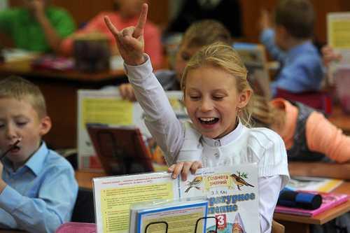 Предполагается, что старшая школа будет отдельно от средней