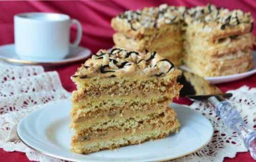 Рецепты торта Нежность, секреты выбора
