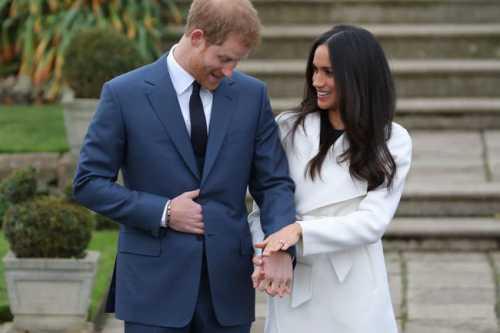В каком платье Меган Маркл выйдет замуж за принца Гарри