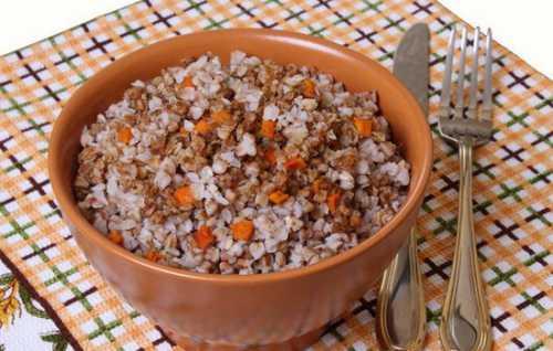 Рецепты риса с морковью и луком, секреты выбора