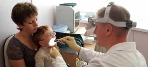 Как вылечить аденоиды у ребенка
