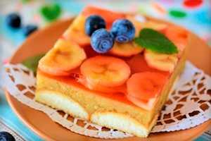 Рецепты бананового крема для торта, секреты