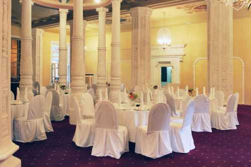 Выбор банкетного зала для свадьбы