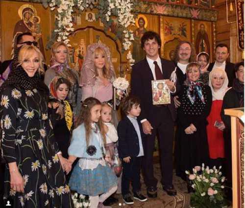 Шесть лет со свадьбы Галкина и Пугачевой
