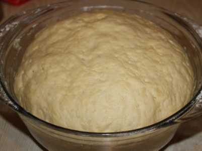 Пошаговый рецепт пирожков на простокваше,