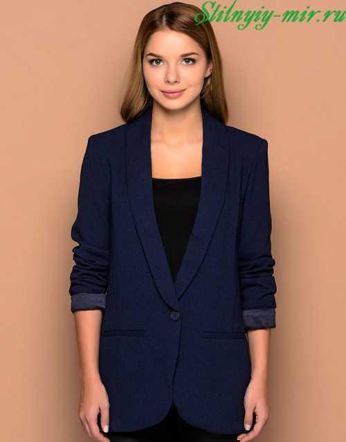 Модные женские пиджаки 2018