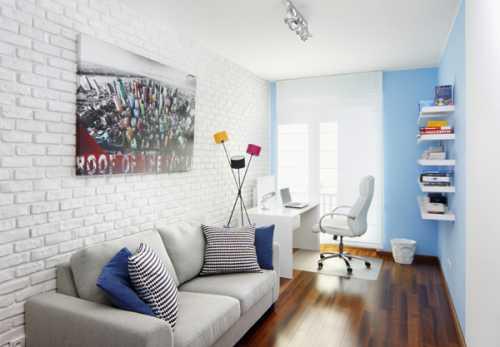 Фотообои нужно клеить правильно, придерживаясь некоторых общих рекомендацийфото обои с перспективой следует клеить на глухую стенуне нужно загораживать изображение высокой мебелью
