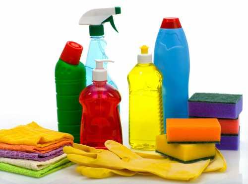 Домашние моющие средства