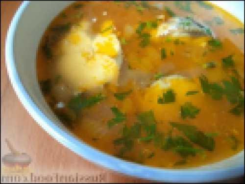 Быстрый рецепт супа