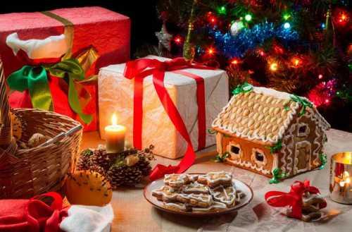 Выбрав один из подарков, Вы узнаете, что подарит грядущий год