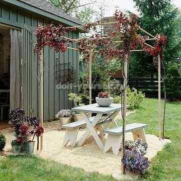 Мастерим поделки для сада своими руками: