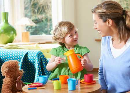 10 полезных советов, как развлечь ребёнка дома