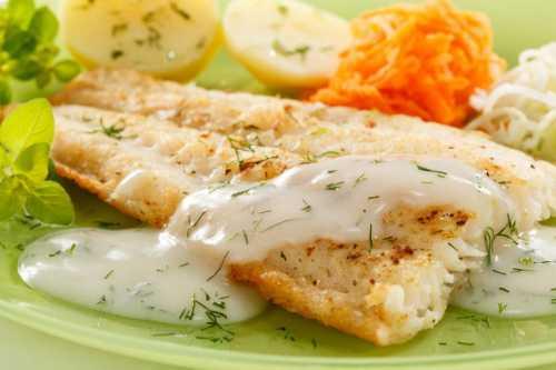 Приготовить рыбу в кляре