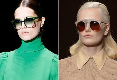 Модные солнцезащитные очки 2018 креатив или классика