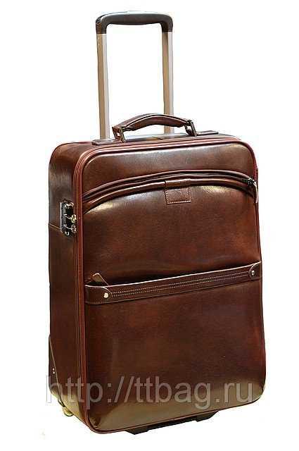 Такие чемоданы нельзя поцарапать, они не боятся ударов