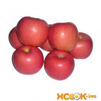 Настоящее золотое искушение яблоки