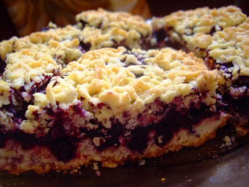 Рецепты пирога с замороженной смородиной, секреты