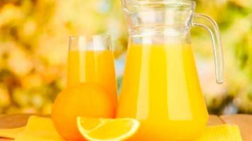 Рецепт 9 литров сока из 4 апельсинов, секреты