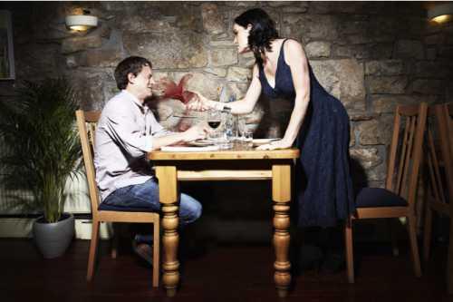 Мужские страхи на первом свидании