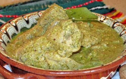 Сациви является национальным блюдом