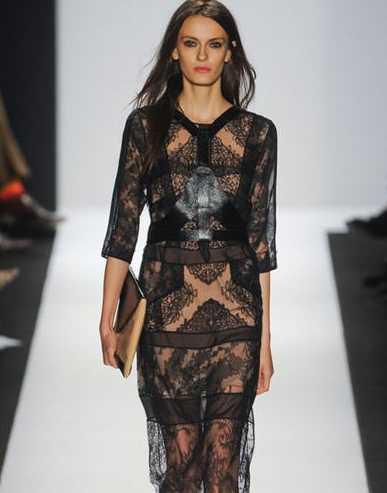 Модная тенденция сезона — кружево