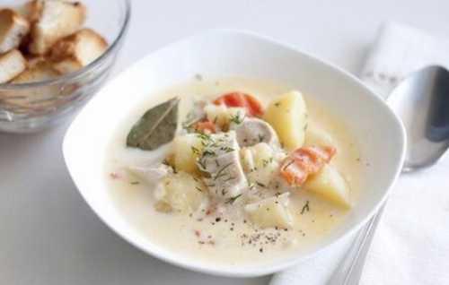 Рецепты сладкого супа, секреты выбора