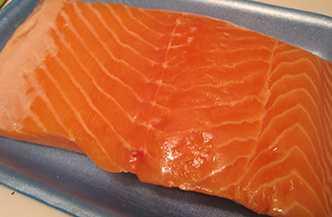 Скумбрия Под красную рыбу
