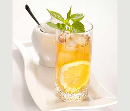 Рецепт Сорбета из мяты и зеленого чая