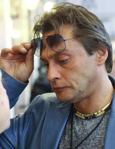Что случилось с Александром Домогаровым