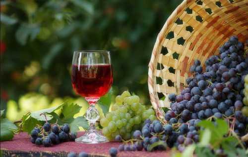 Рецепт маринованного винограда,  секреты выбора