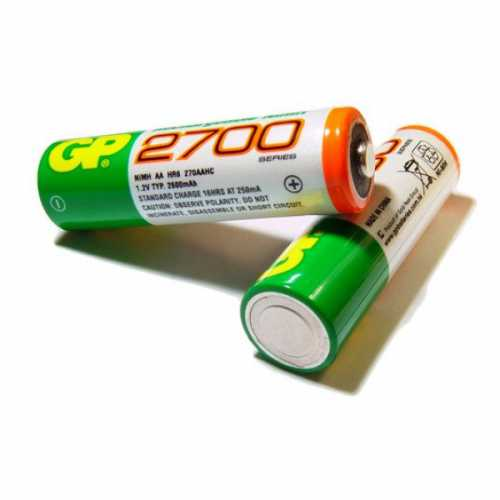 На работу пальчиковых батареек оказывает прямое влияние температура окружающей среды