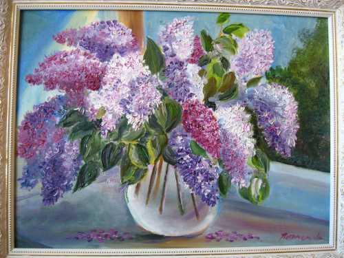 Картины с цветами в любом интерьере любой цветовой гаммы будут выглядеть естественно и оригинально